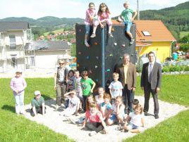Spielplatz im Baugebiet Oberes Ziegelfeld (2)