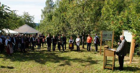 Eröffnung des Naturlehrpfades im September 2019 (3)